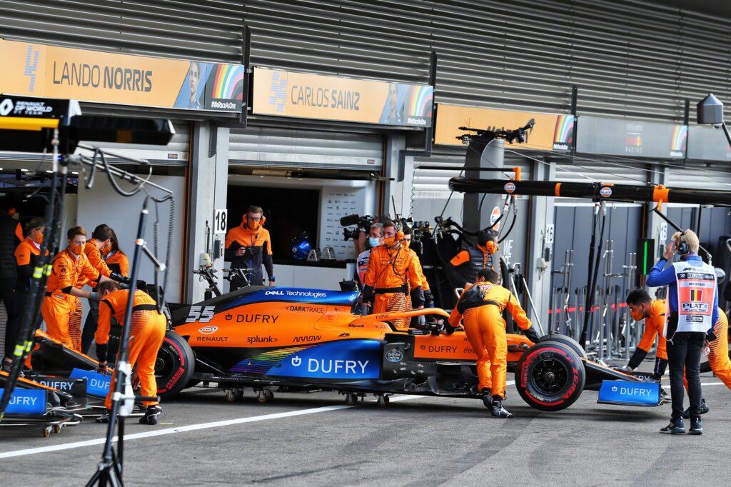 F1 | McLaren, Sainz cerca il riscatto a Monza dopo la sfortuna di Spa