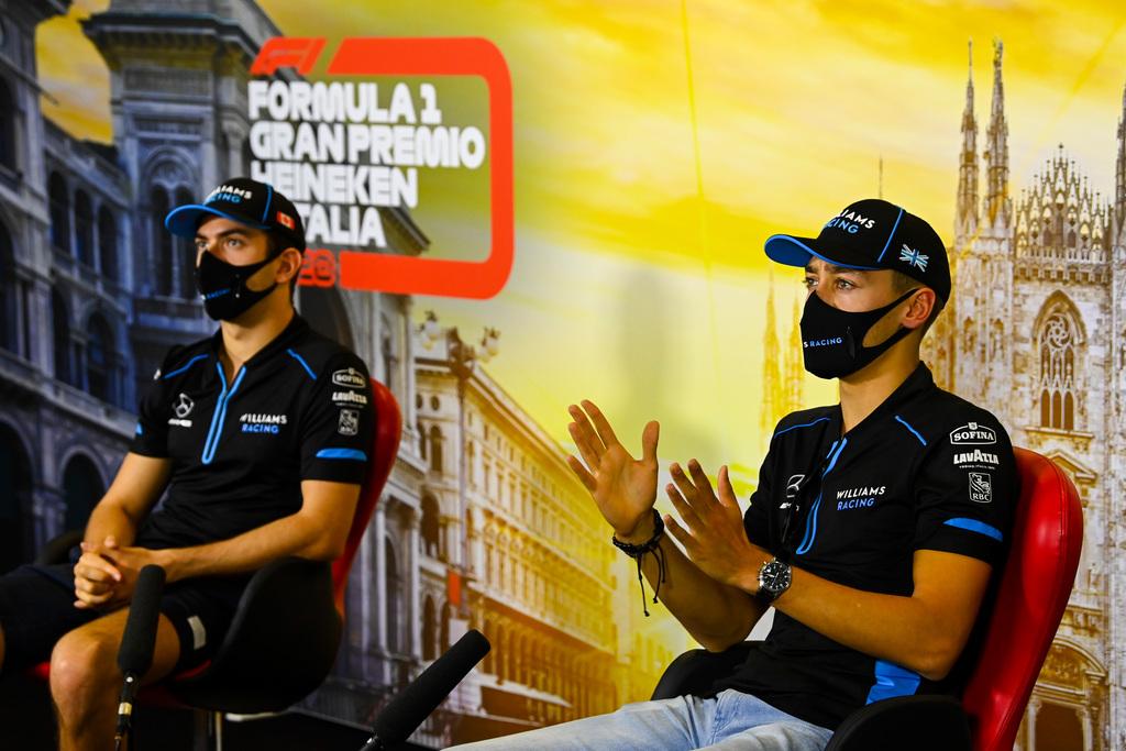 """F1   Russell e Latifi in coro: """"Continueremo a portare in alto il nome Williams"""""""