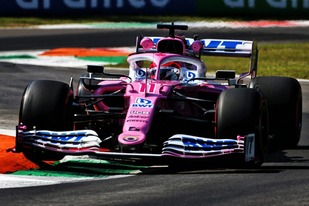"F1 | Racing Point, Perez a sorpresa in seconda fila: ""Non me l'aspettavo"""