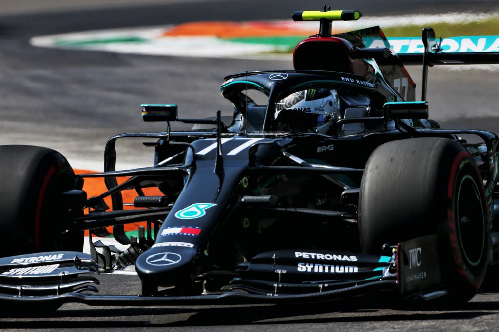 F1   GP Monza, PL1: Mercedes sempre al top
