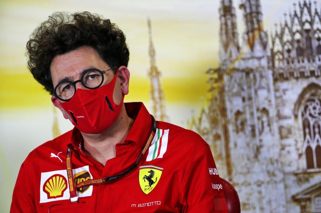 F1 | L'irritante tranquillità di Mattia Binotto