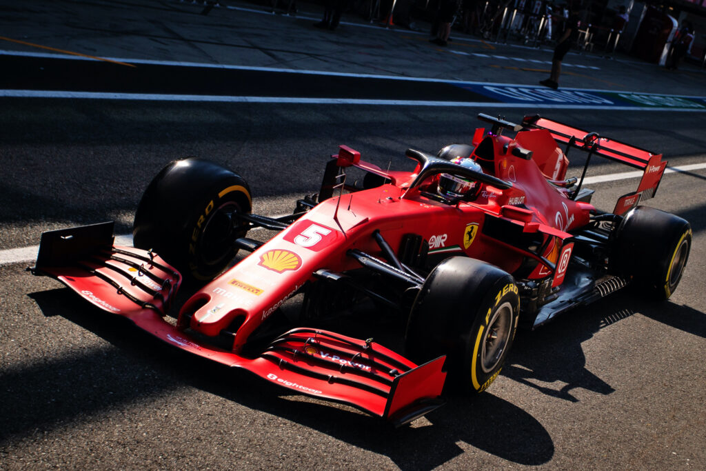 """F1   Ferrari, Sebastian Vettel: """"Dobbiamo lavorare sul set-up, sarà un fine settimana complicato"""""""