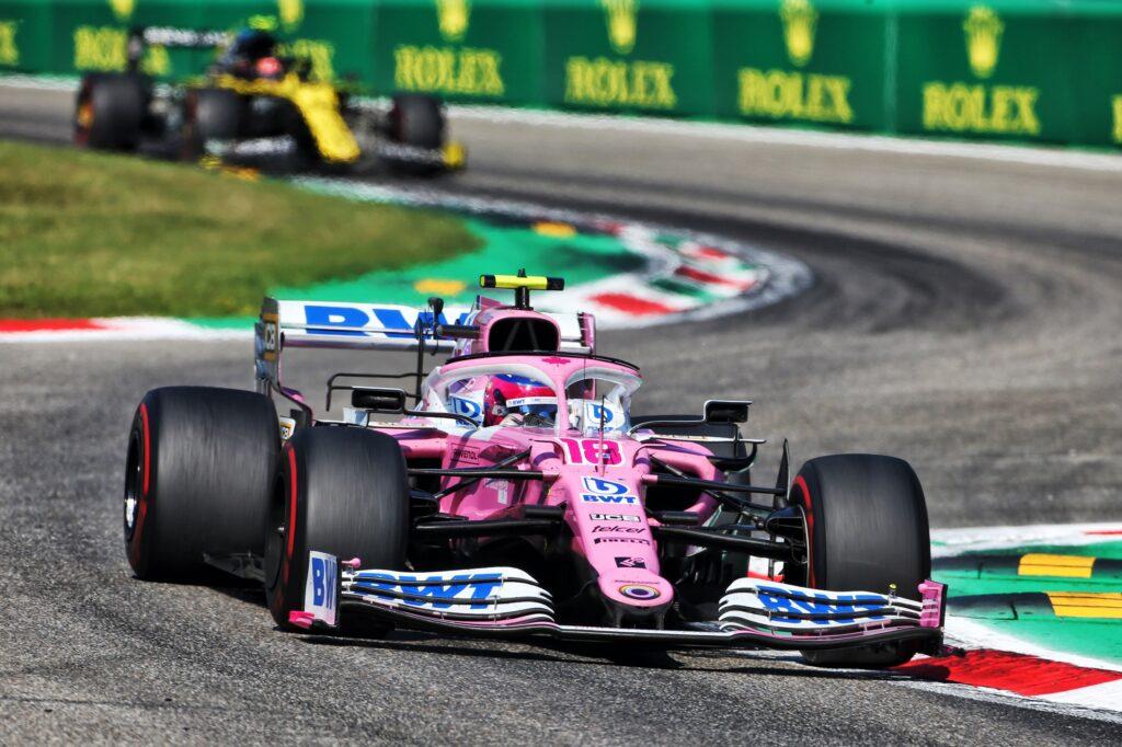 F1   Racing Point, secondo podio in carriera (sempre con bandiera rossa) per Stroll