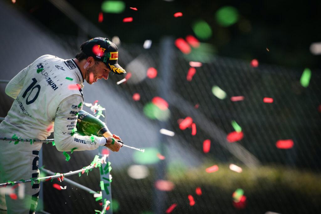 F1 | Pagelle GP di Italia – Favola Gasly, Sainz esalta la McLaren, Kimi emoziona