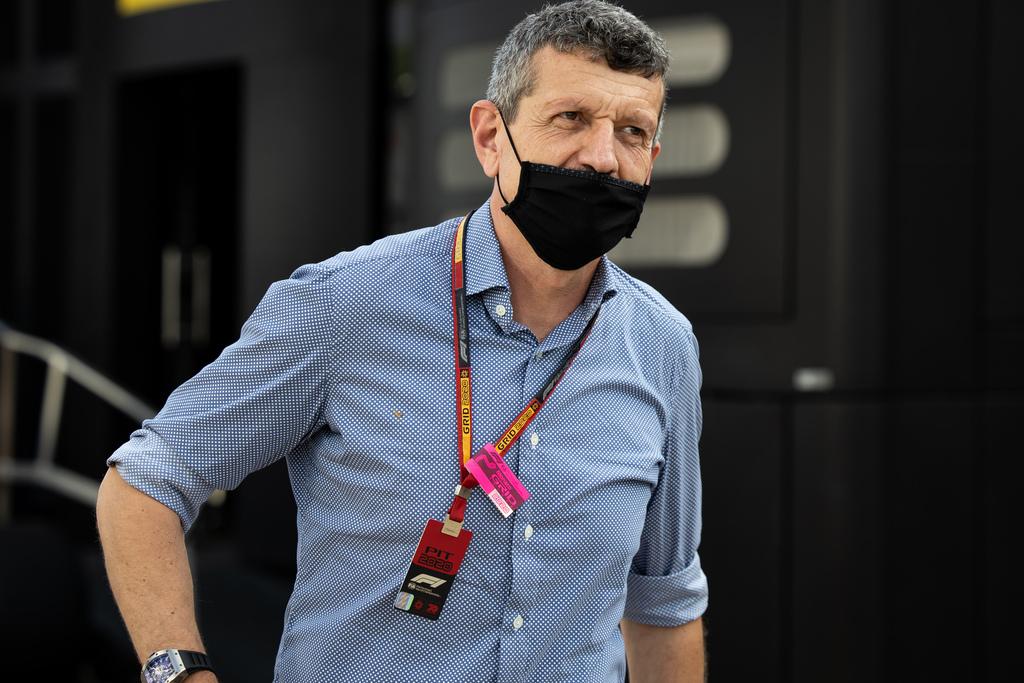 """F1   Steiner sul team radio di Grosjean: """"E' chiaro cosa pensa della macchina"""""""