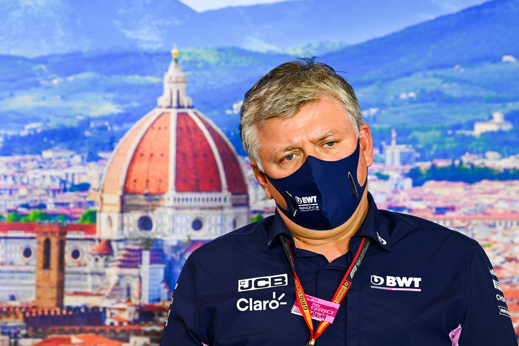 "F1   Szafnauer: ""Stroll merita il posto in Aston Martin"""