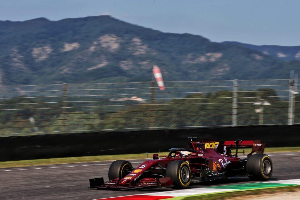 F1 | Ferrari, analisi prove libere al Mugello: tanta fatica col pieno di benzina