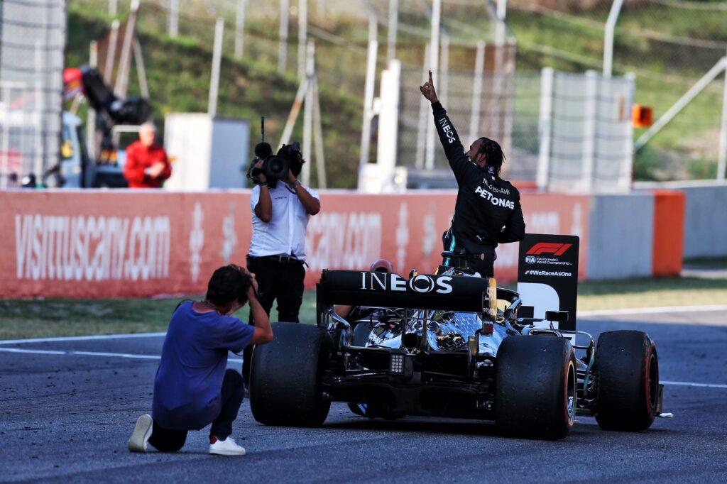 F1 | Netflix seguirà la Mercedes nel Gran Premio di Russia per Drive to Survive 3