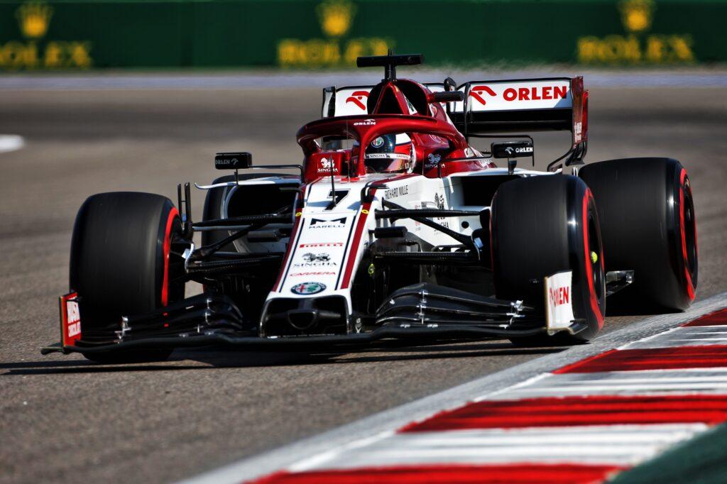 """F1   Alfa Romeo, Raikkonen partirà ultimo: """"Non c'è molto da dire, sono andato in testacoda"""""""