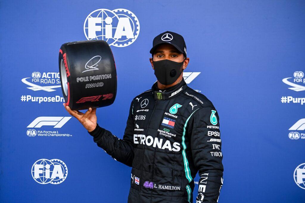 """F1   Mercedes, Hamilton in pole a Sochi: """"Pista peggiore per conquistarla"""""""