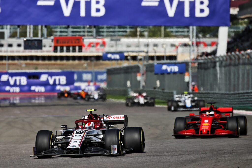 """F1   Alfa Romeo, Giovinazzi: """"Abbiamo colmato un po' il gap con gli altri"""""""