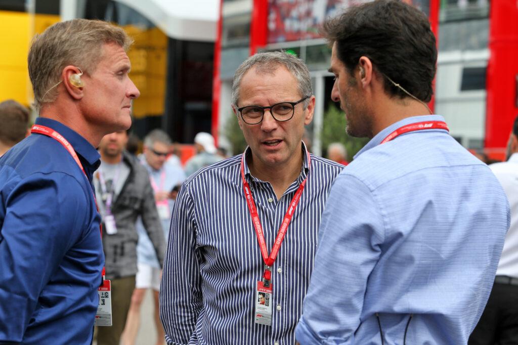 F1 | Sticchi Damiani approva l'avvicendamento Carey-Domenicali