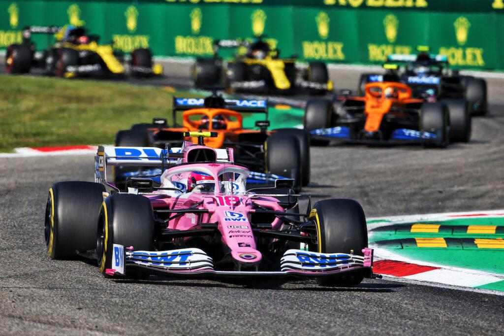 F1 | Racing Point sfida McLaren: obiettivo terzo posto nel costruttori