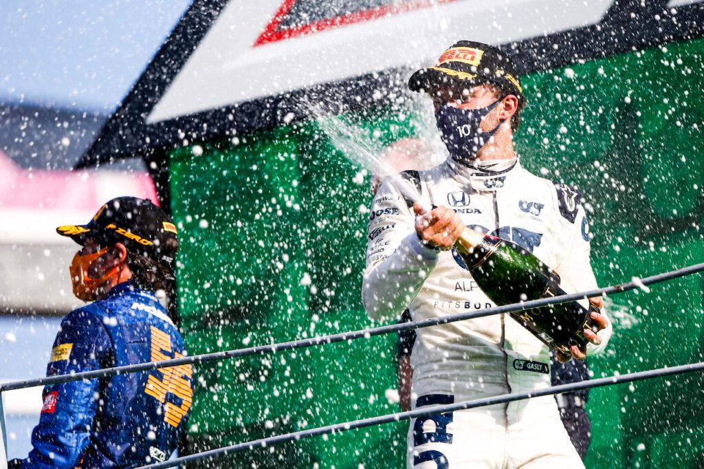 F1 | AlphaTauri, i numeri dietro la vittoria di Gasly a Monza