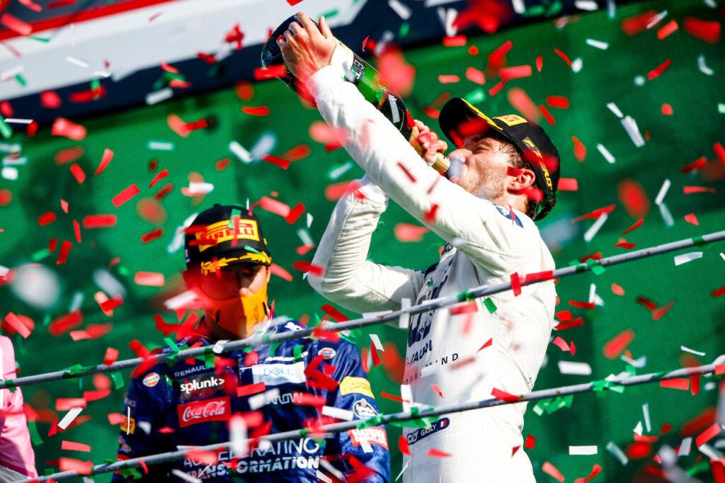 "F1 | Minardi sul GP d'Italia: ""Gasly e AlphaTauri sono stati bravi"""