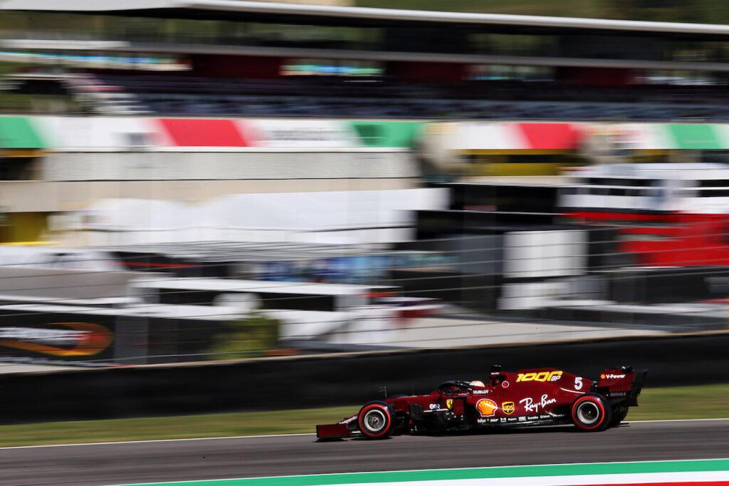 F1 | Ferrari, Leclerc e Vettel chiudono le FP2 in 10° e 12° posizione