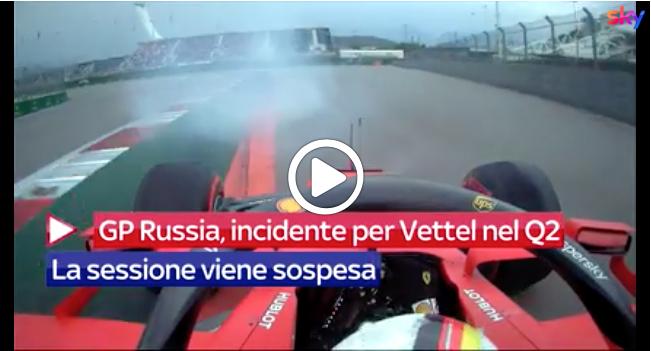 F1 | Ferrari, sabato al di sotto delle aspettative per Vettel e Leclerc [VIDEO]