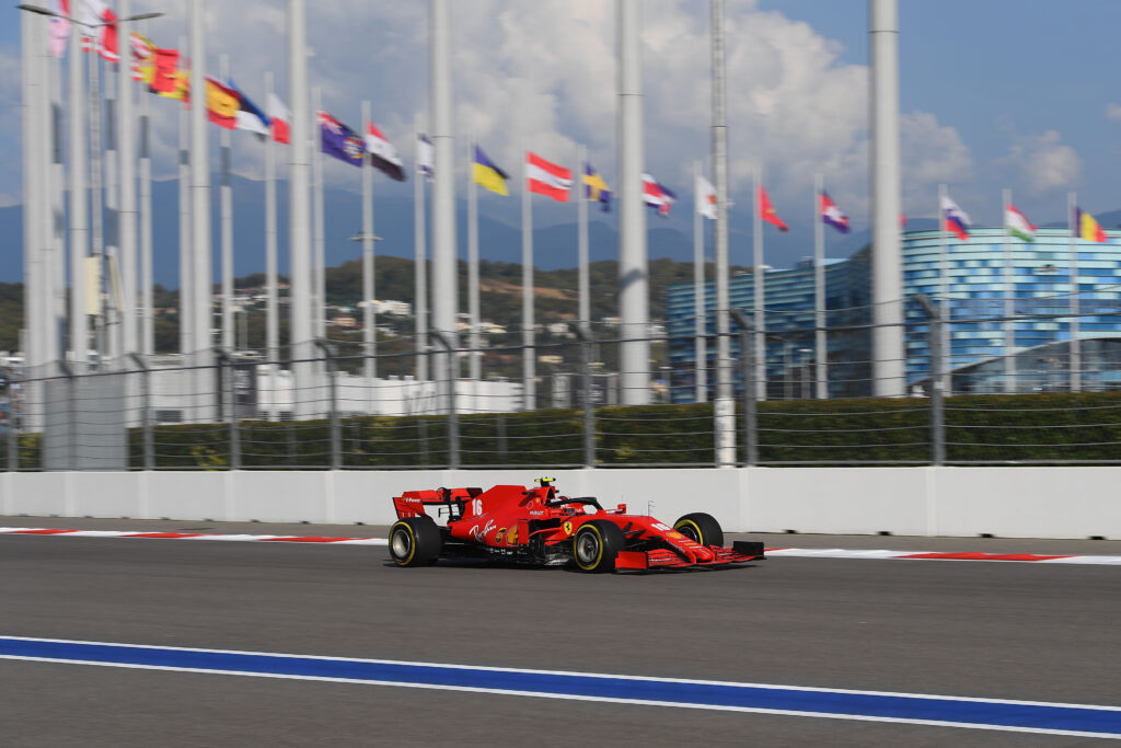 F1 | Ferrari chiude il week-end di Sochi con una manciata di punti