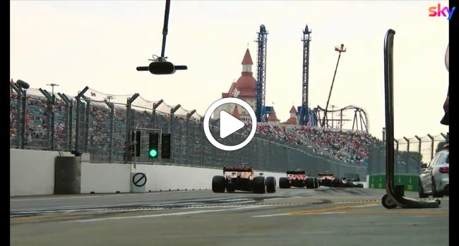 F1 | GP Russia, i momenti salienti delle qualifiche di ieri [VIDEO]