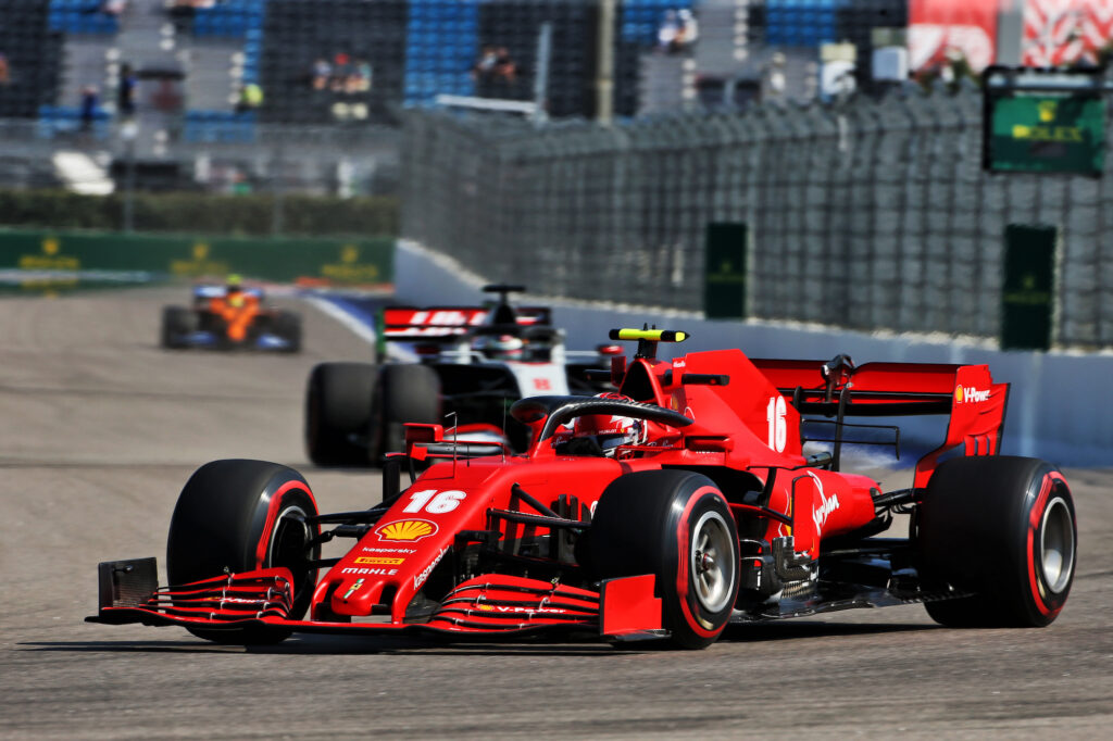 F1   GP Russia, Vettel chiude 9° le FP1 a Sochi