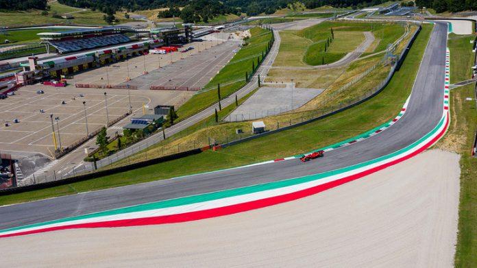 F1 | GP Toscana Ferrari 1000, svelate le zone DRS al Mugello