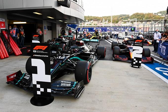 F1 | GP di Russia: l'analisi delle qualifiche