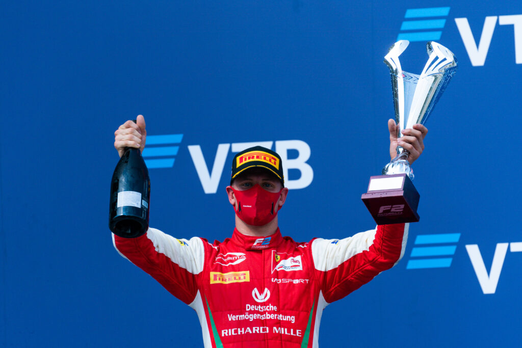 Formula 1: Mick Schumacher debutterà al Nürburgring sull'Alfa Romeo