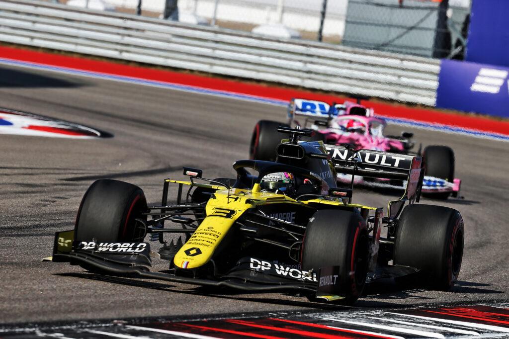 """F1   Abiteboul sull'addio di Ricciardo: """"E' un vero peccato"""""""