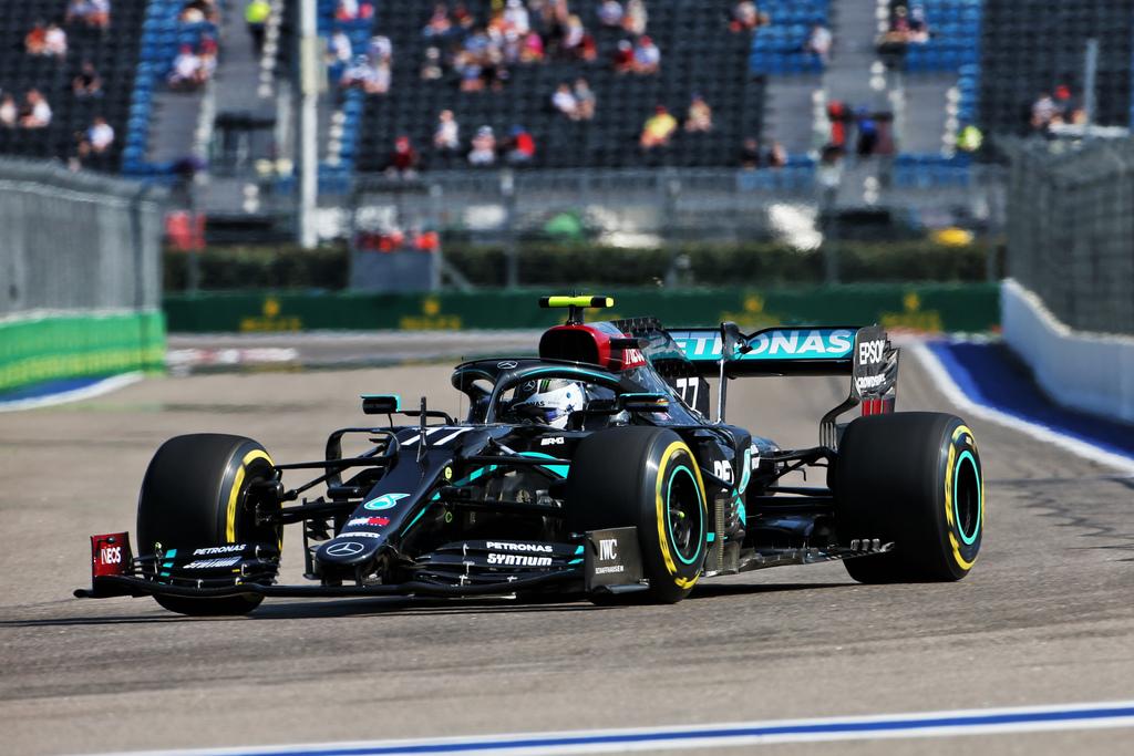F1 | GP Russia, PL1: Bottas comanda la classifica dei tempi