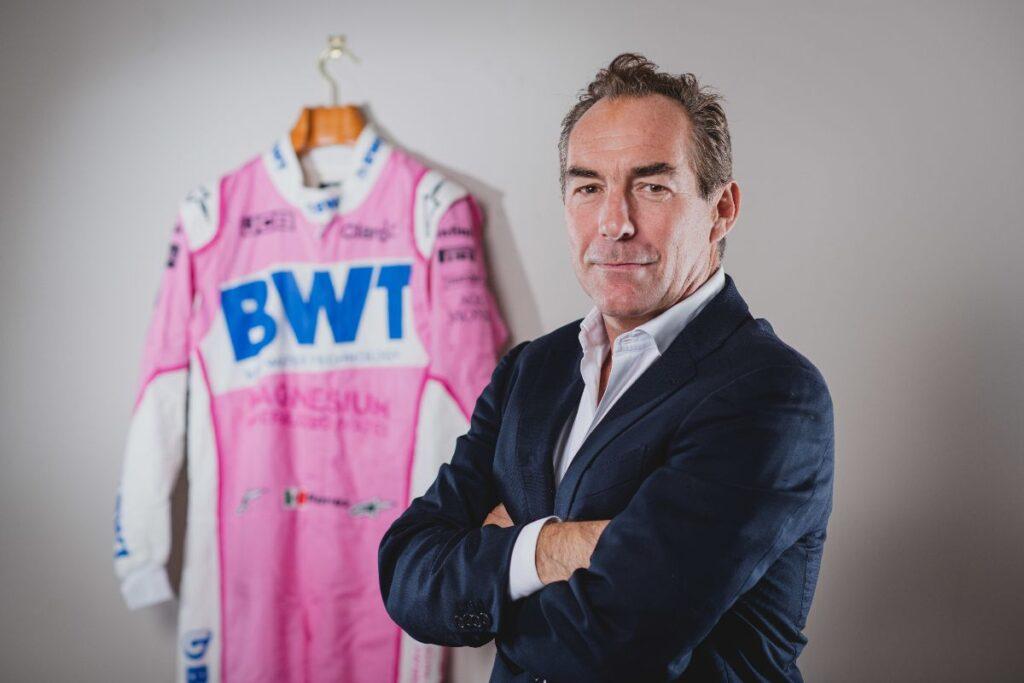 F1 | Jefferson Slack nuovo responsabile di tutte le attività commerciali Racing Point