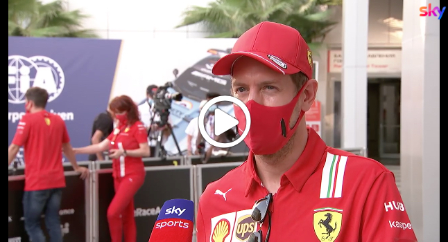 "Formula 1 | Vettel positivo: ""A Sochi spero in un weekend migliore"" [VIDEO]"