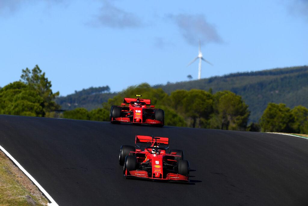 F1 | GP Portogallo, prima giornata positiva per Leclerc e Vettel a Portimao