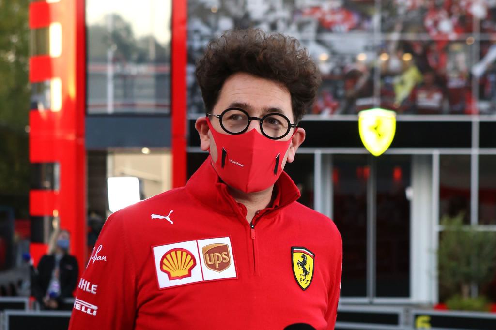 """F1   Binotto: """"Il nome della pista di Imola rende l'idea di quanto sia importante per la Ferrari"""""""