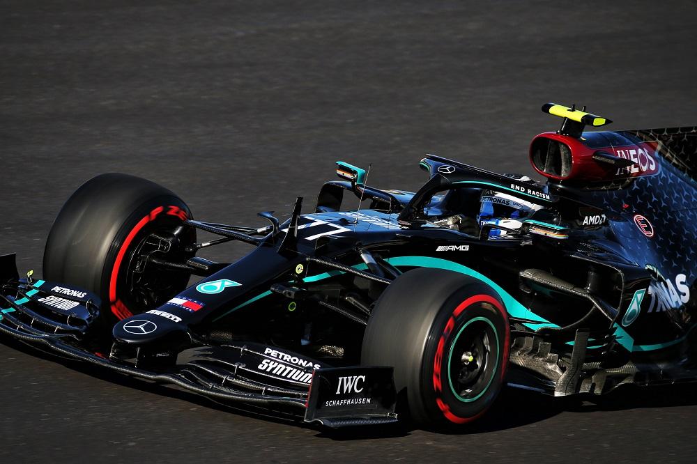 """F1   Mercedes, Bottas: """"Bella giornata, mi aspetto che il grip aumenti nel corso del weekend"""""""