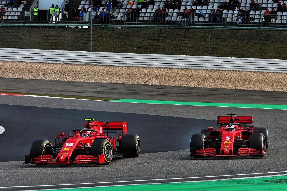 F1 | Ferrari, aggiornamenti anche a Portimão: nuovo diffusore sulla SF1000