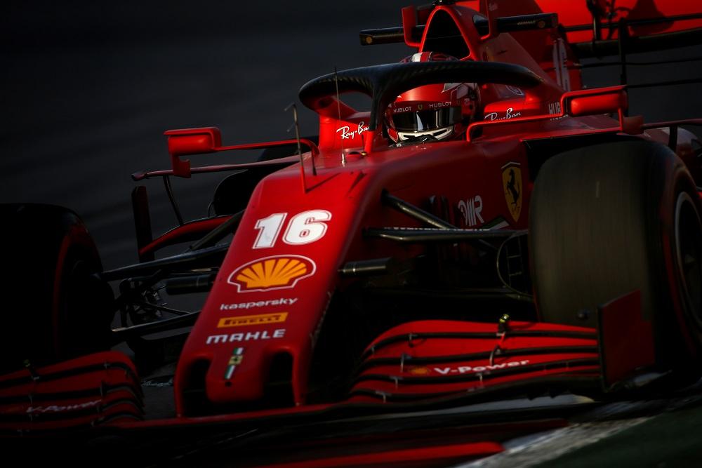 """F1   Ferrari, Leclerc: """"A Portimão ho corso in Formula 3, è una pista divertente con tanti saliscendi"""""""