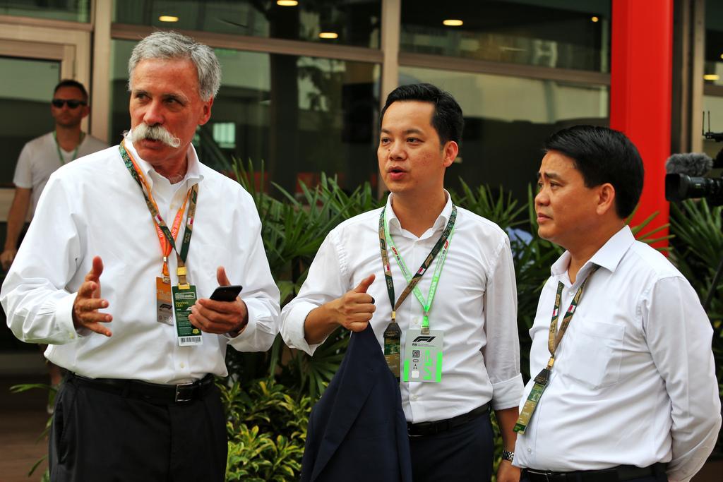GP de Vietnam oficialmente cancelado