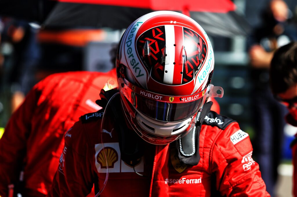 "F1 | Ferrari, Leclerc: ""Mai mi sarei aspettato di correre al Nurburgring"""