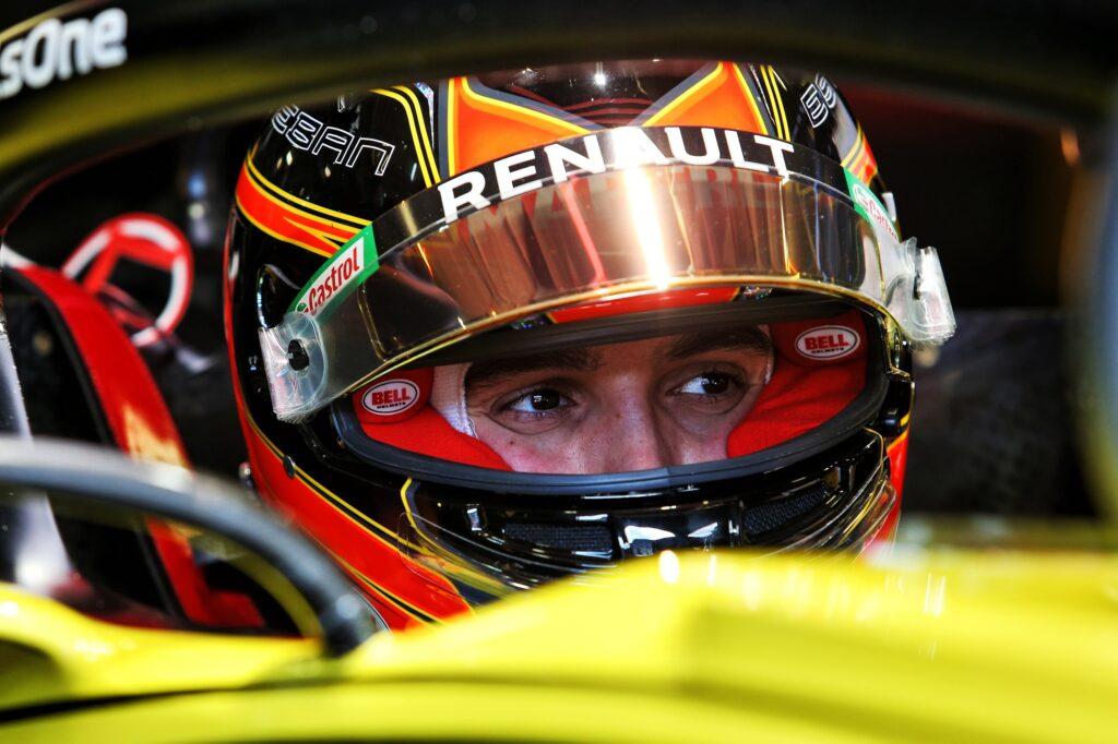 """F1   Renault, Ocon: """"Sarà importante adattarsi subito ad un nuovo circuito"""""""