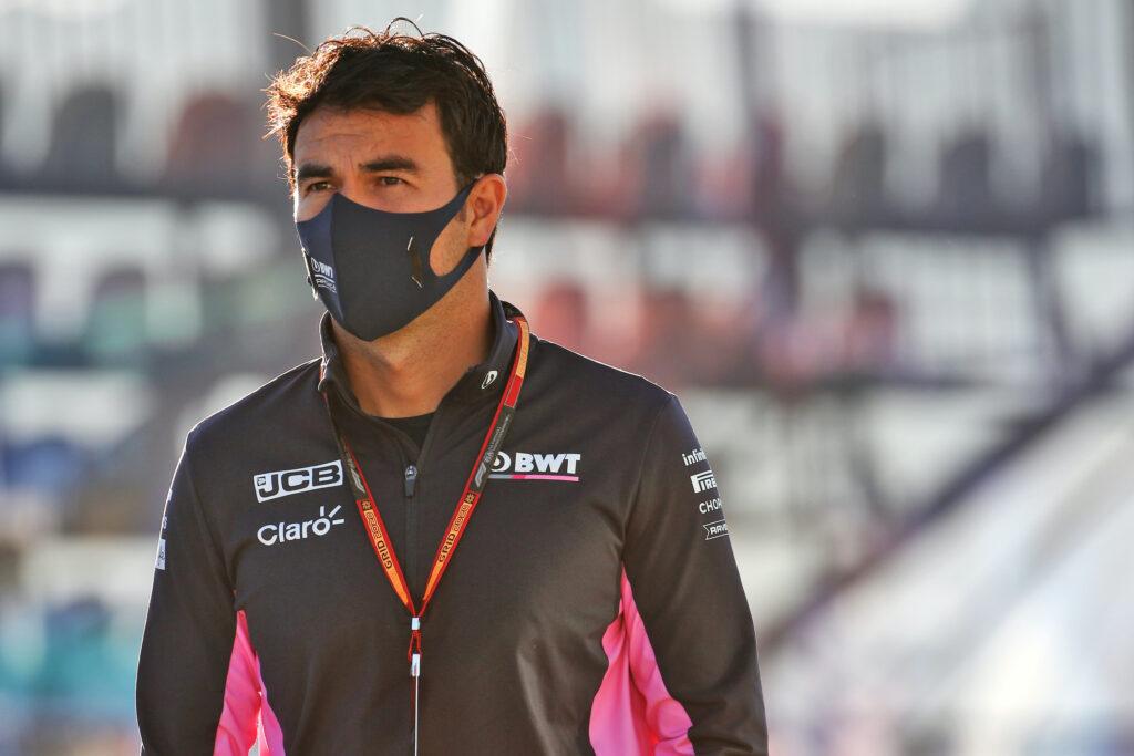 F1   GP Portogallo, reprimenda per Sergio Perez