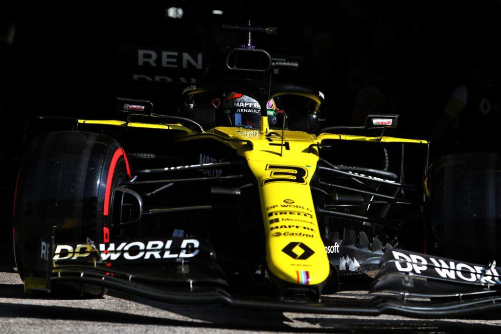 F1 | Renault, entrambe le macchine in top ten a Portimao