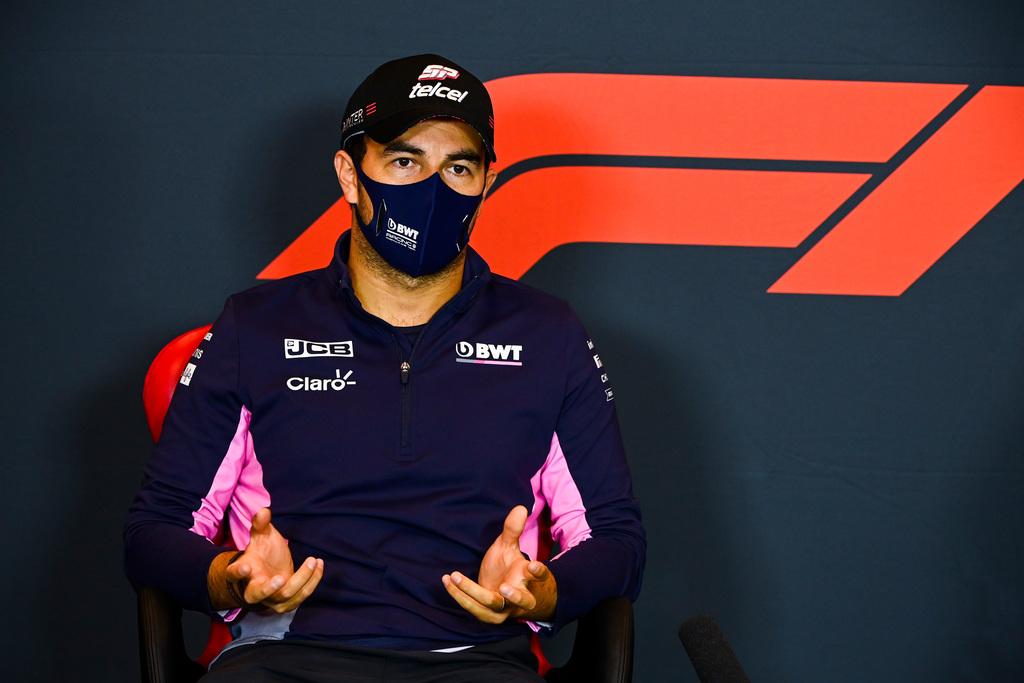 "F1 | Racing Point, Perez: ""Il weekend ridotto sarà una vera sfida"""