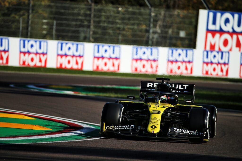 """F1   Renault, Ricciardo: """"La miglior qualifica della mia stagione"""""""