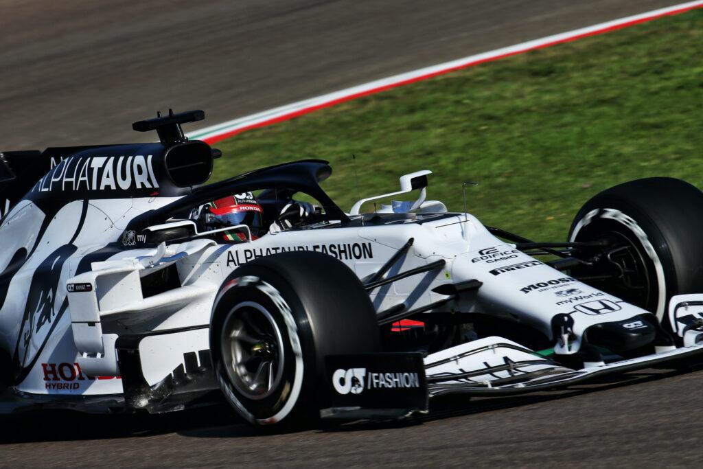 "F1 | AlphaTauri, Daniil Kvyat: ""Felice del mio giro, domani faremo del nostro meglio"""