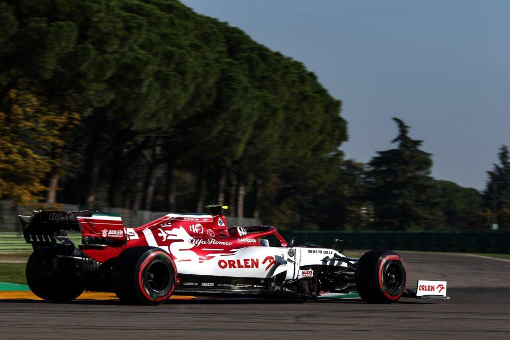 F1 | Alfa Romeo, Giovinazzi partirà in ultima fila a Imola