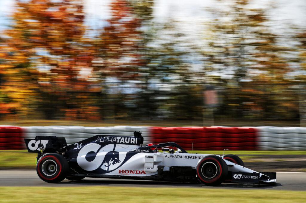 F1   AlphaTauri, Kvyat atteso alla doppia sfida Portimao e Imola