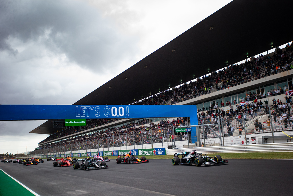 F1 | Calendario 2021: presentata una bozza con 23 gare