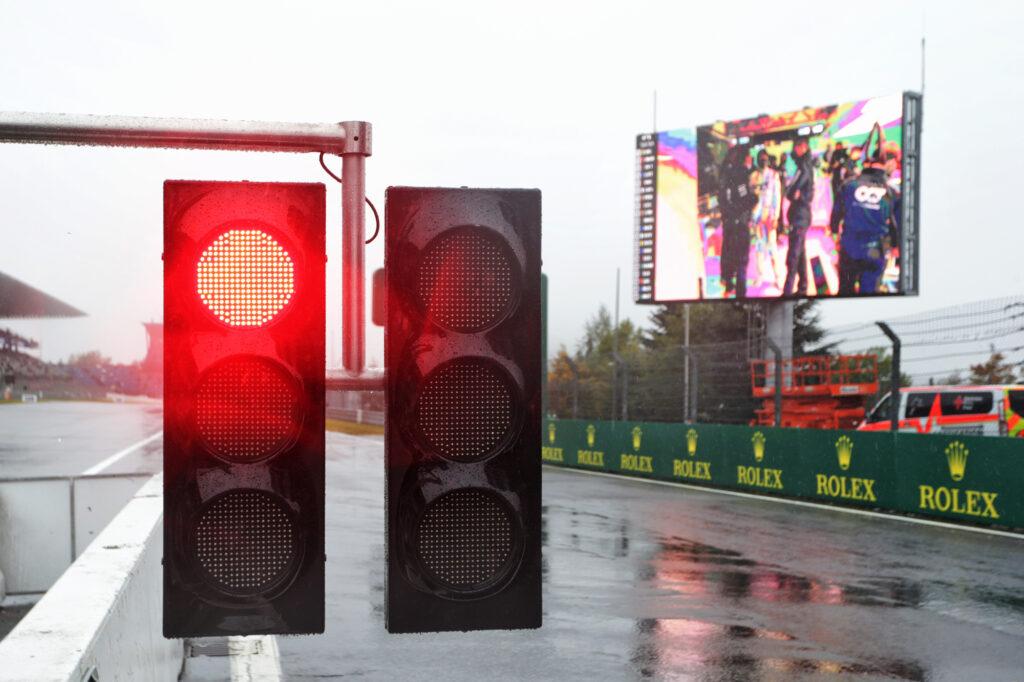 F1 | Ferrari, nessuna attività in pista nelle FP1 al Nurburgring