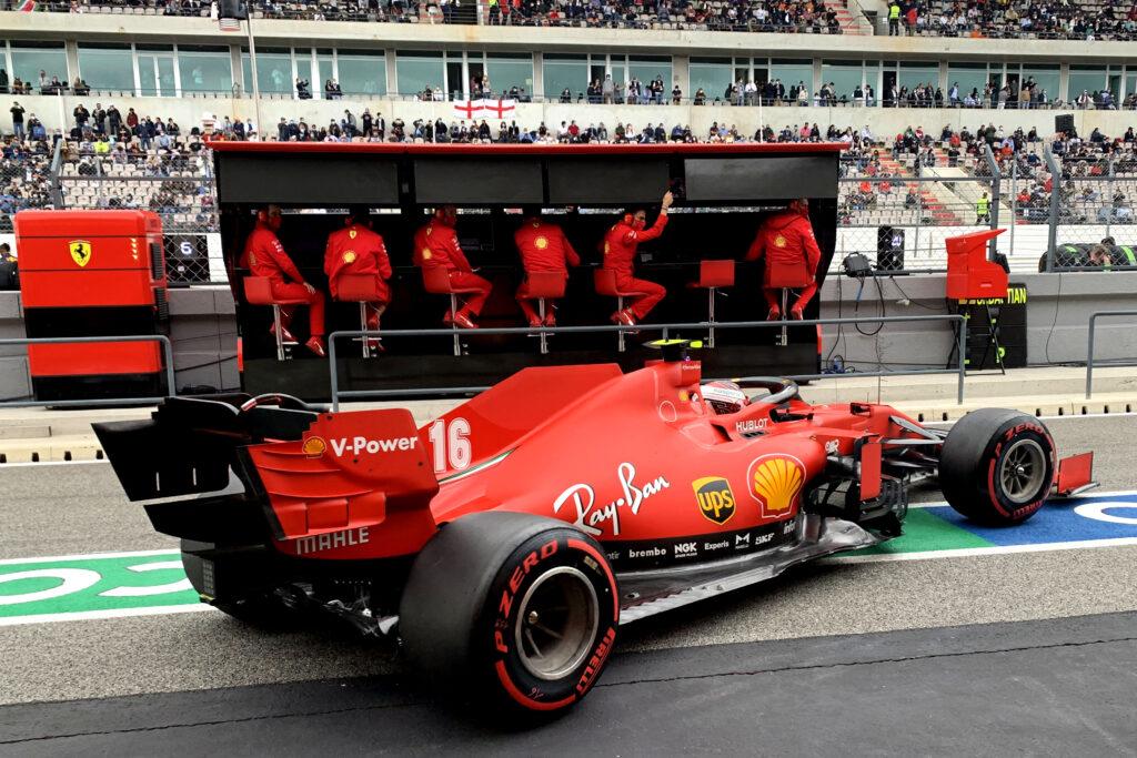 F1   GP Portogallo, Rueda spiega la strategia della Ferrari a Portimao