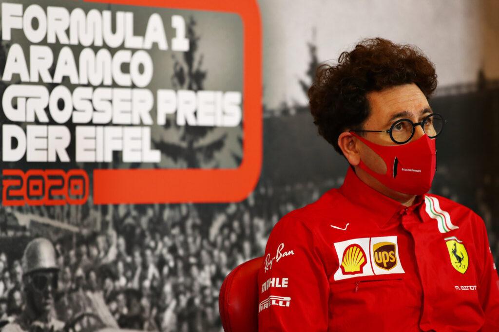 """F1   Binotto apre alla Red Bull: """"Stiamo considerando una fornitura per il 2022"""""""